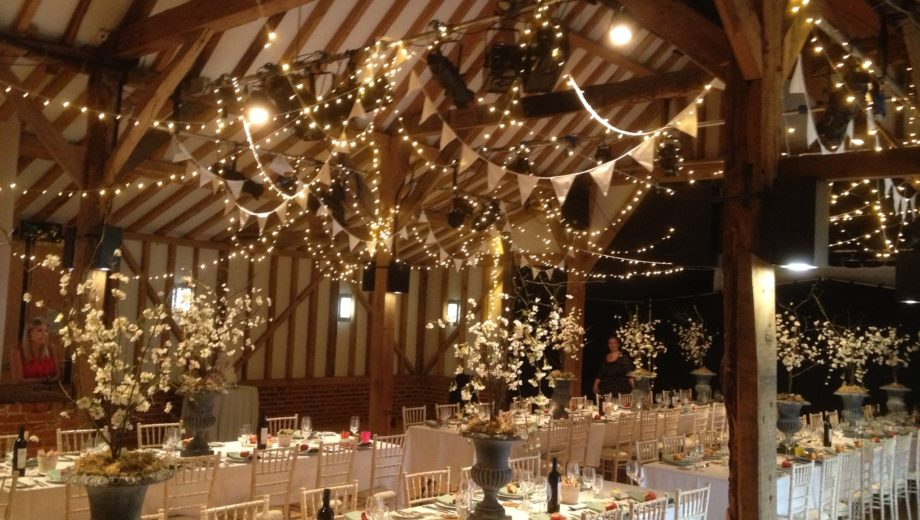 Wedding Hire Hanger Farm